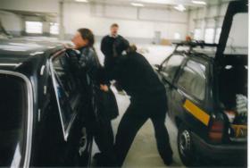Foto 7 Einsatzleiter Sicherheitsdienst Ausbildung mit Abschlußzertifikat