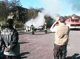 Foto 13 Einsatzleiter Sicherheitsdienst Ausbildung mit Abschlußzertifikat
