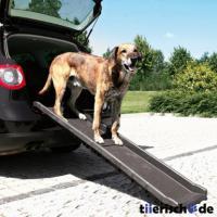 Einstiegshilfe für Hunde