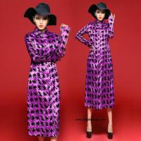Einteiliges Vintage Kleid