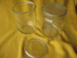 Einweckgläser - Einmachgläser 0,5l -1l -2l