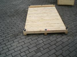 Foto 5 Einwegpaletten-Displaypaletten-Containerschlitten-Schwerkollitransportböden