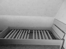 Einzelbett (90 x 200 cm) sehr g�nstig zu verkaufen