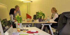 Einzelbüro in Hamburg