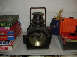 Eisenbahnlampe