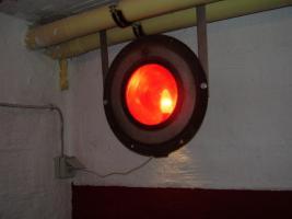 Foto 3 Eisenbahnlampe