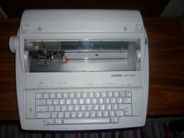El. Schreibmaschine brother AX 410