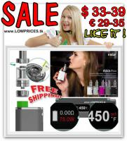 Eleaf iStick PICO TC 75W E-Cig Mod / Kit Melo3 ab � 29