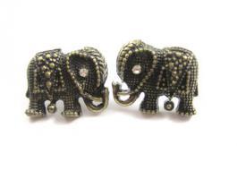 Elefanten Ohrstecker