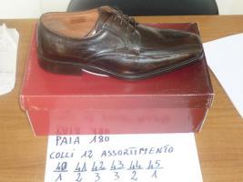 Elegant sportliche Herren Leder Schuhe