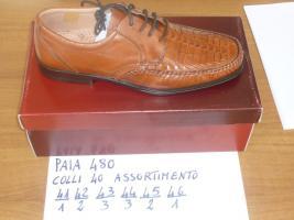 Foto 2 Elegant sportliche Herren Leder Schuhe
