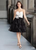Elegantes Abendkleid Ballkl Gr. 36-42