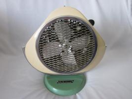 Elekthermax – Ventilator - Heizstrahler – 60er - retro – selten