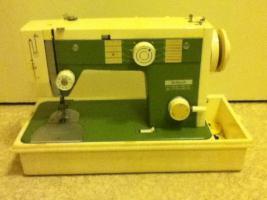 Foto 2 Elektrische Nähmaschine