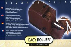Elektrische Zigarettenmaschine (Stopfmaschine) Easy-Roller