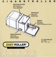 Foto 2 Elektrische Zigarettenstopfmaschine.