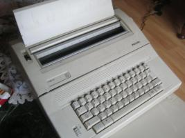 Elektrische  Schreibmaschine von Philips