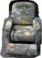 Foto 3 Elektrischer, vollfunktionsfähiger Sessel, Liefer. mögl.