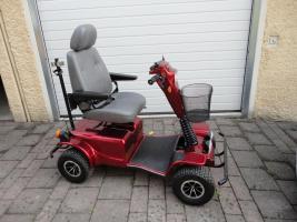 Elektro Behindertenfahrzeug