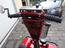 Foto 2 Elektro Behindertenfahrzeug