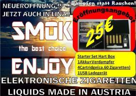 Foto 3 Elektronische Zigaretten Smok-Enjoy Linz, Hafferlstrasse 10