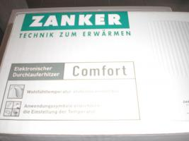 Foto 2 Elektronischer Durchlauferhitzer DE24 EL von Zanker ( originall verpackt )