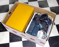 Elektrosachen Kiste