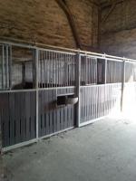 Elemente für 5 Pferdeboxen zu verkaufen