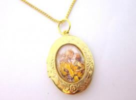 Elfen Amulett Kette