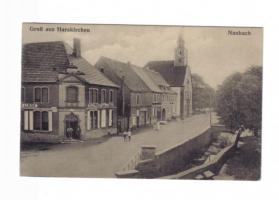 1915 Gruss aus Harsewinkel