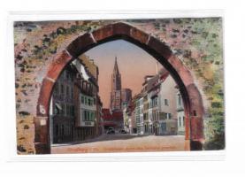 Straßburg Goldgießen
