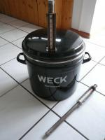 Emaille Weckkessel