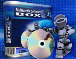 """""""Endlich ist sie da!"""" -Die Multimedia Software Box-"""