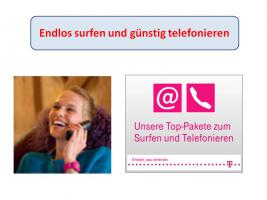 Endlos surfen und günstig telefonieren