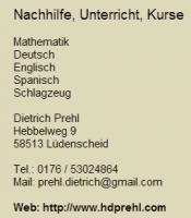 Foto 2 Englisch, Deutsch, Nachhilfe, Spanisch, Hardt, Nachhilfe, Mathe, Englisch, Deutsch, Nachhilfe, Spanisch, Grünewald, Nachhilfe, Mathe, Englisch, Deutsch, Nachhilfe, Spanisch, Nieder-Holte,