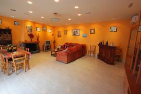 Foto 3 Enormes Familienhaus in Calpe an der Costa Blanca