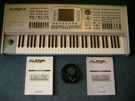 Entertainer Keyboard der Marke Ketron Audya 5 mit 61 Tasten
