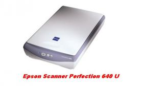 Epson Perfection 640 U Scanner