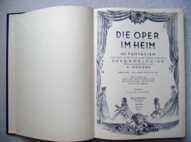 Foto 5 Erbstücke - alte Noten für Klavier (und Violine)