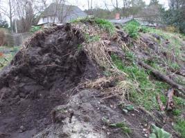 Erde, Mutterboden, Erdaushub, Boden
