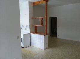 Foto 2 Erdgeschoss 2 Zimmer san. Altbau Innenstadt Forst provisionsfrei