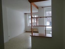 Foto 3 Erdgeschoss 2 Zimmer san. Altbau Innenstadt Forst provisionsfrei
