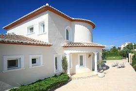 Erfrischende Villa in Javea an der Costa Blanca
