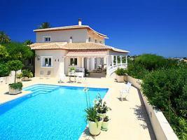 Foto 2 Erfrischende Villa in Javea an der Costa Blanca