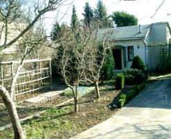 Erholungs- u.Gartengrundstück mit Bungalow u.Pool