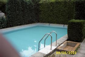 Foto 2 Erholungs- u.Gartengrundstück mit Bungalow u.Pool