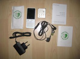 Foto 5 Ericsson C901 GreenHeart (weiß) ohne SimLock !!NEU!!