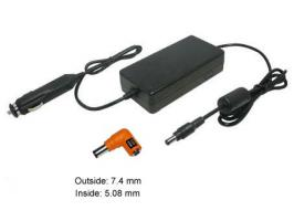 Ersatz für Dell Latitude Z600 Series Laptop Auto(DC) Adapter