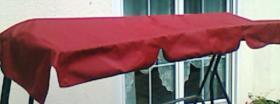 Ersatzdach f�r 3Sitzer HOllywoodschaukel
