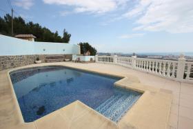 Foto 2 Erstaunliche Luxus Villa mit prächtigem Blick in Benissa in Spanien
